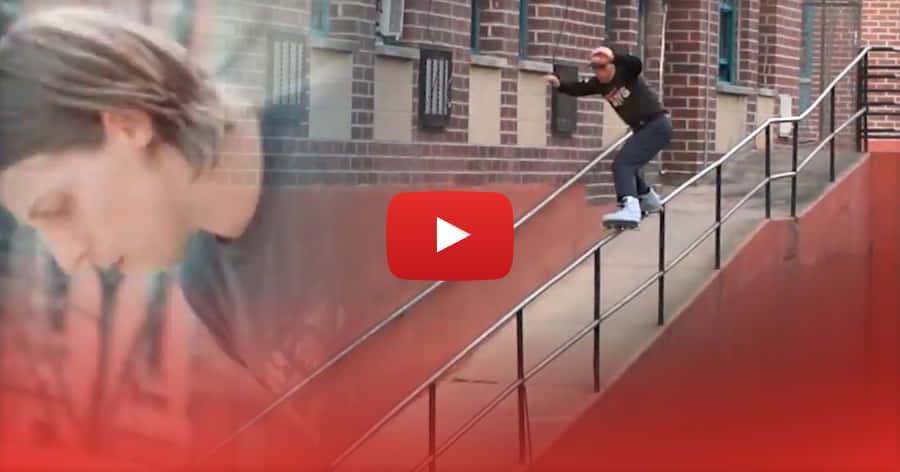 Alex Broskow - Powder (2019) - Them Skates Edit by Mike Torres