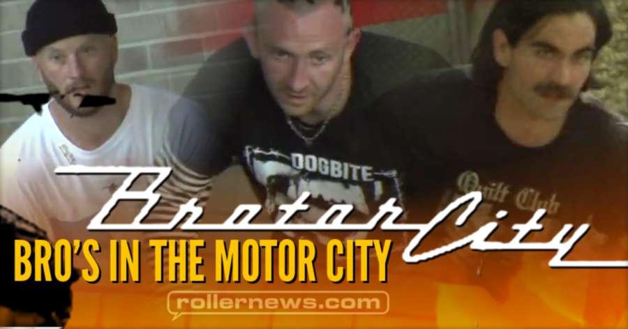 Delta City Open X - Brotor City (2021) - Bro's in the Motor City Contest 2021, with Stefan Brandow, Cody Sanders & Friends