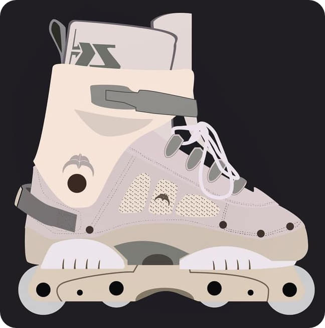 A History of Roller Blades - by Tyler Vacher Media