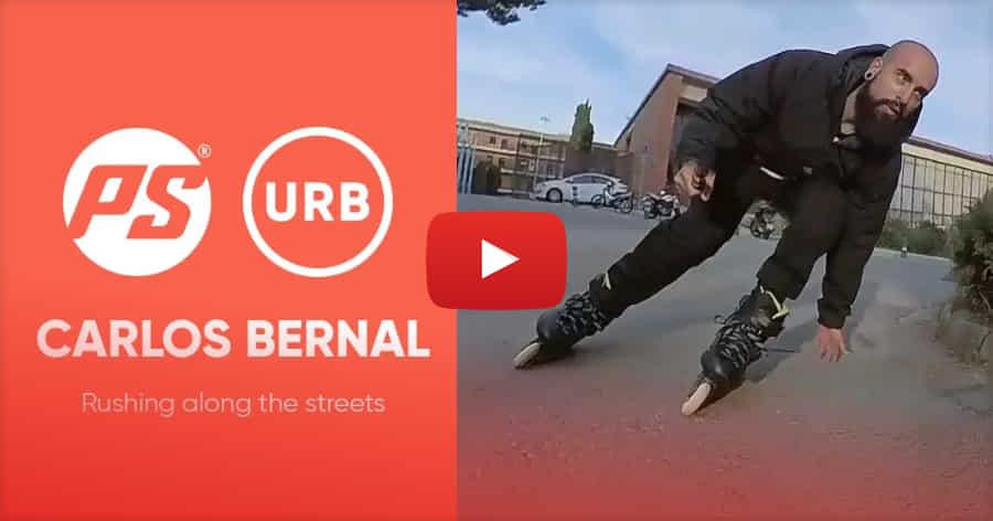 Big Wheels: Carlos Bernal - Rushing Along the Streets (2021) - Powerslide Edit