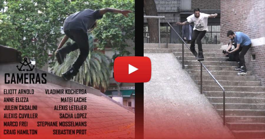 Salim Sikha - Still Skating 4 (France, 2020)