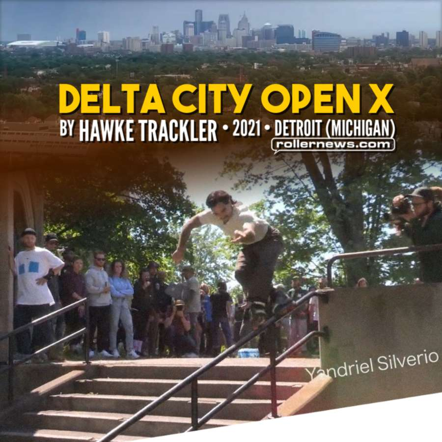 Delta City Open 10 (2021) by Hawke Trackler