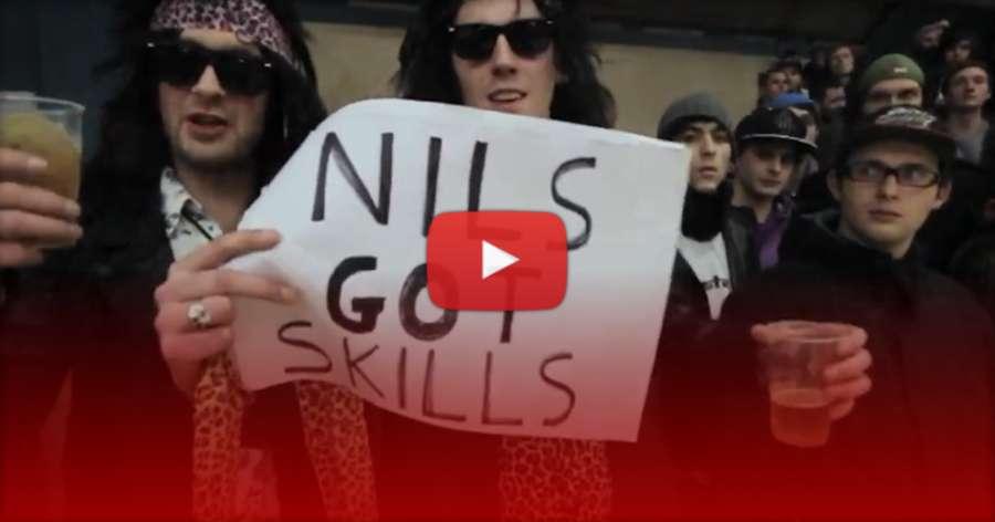 Best of Nils Jansons - Freestyle Skating (2021)