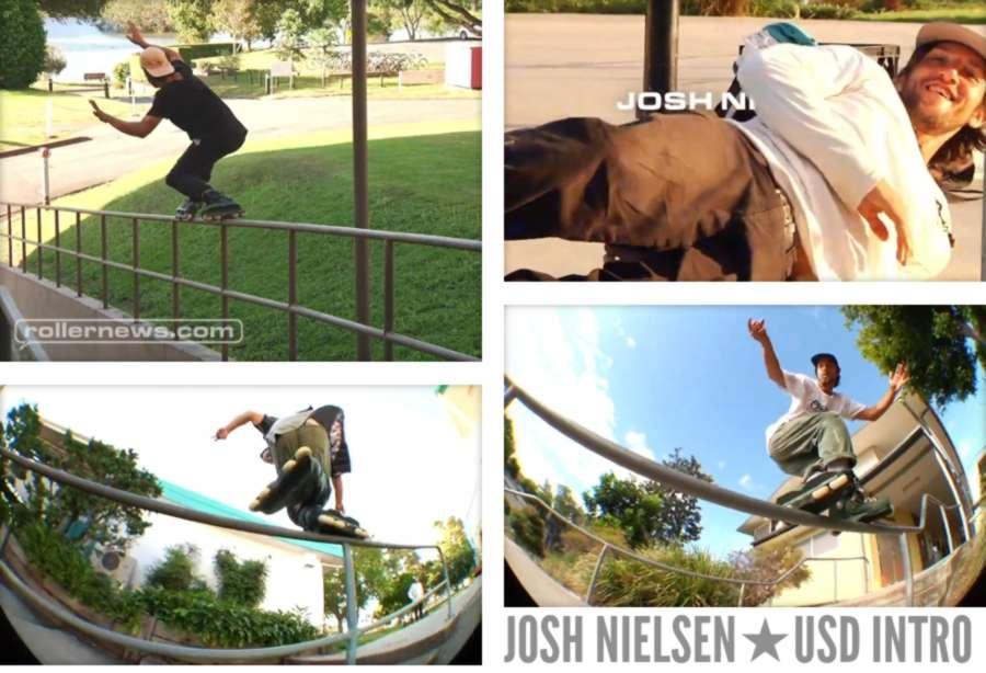 Josh Nielsen (Australia) - Usd Skates Introduction (2021)