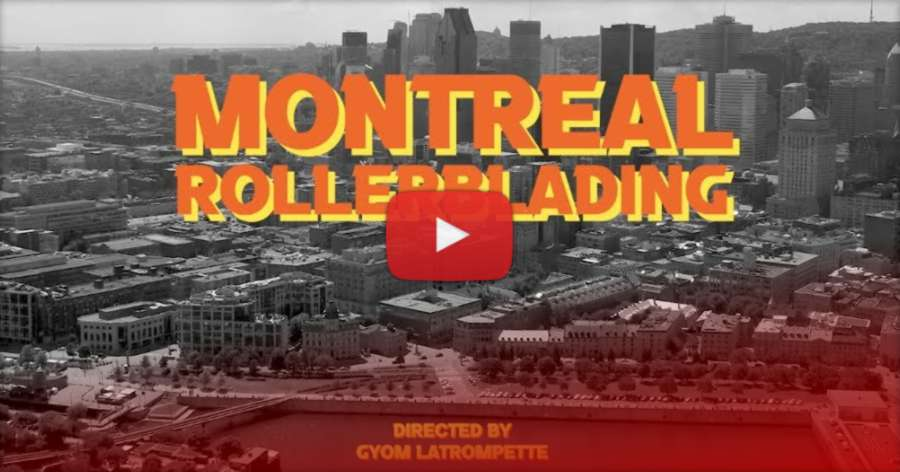 Montreal Rollerblading 2020/21 by Gyom Latrompette