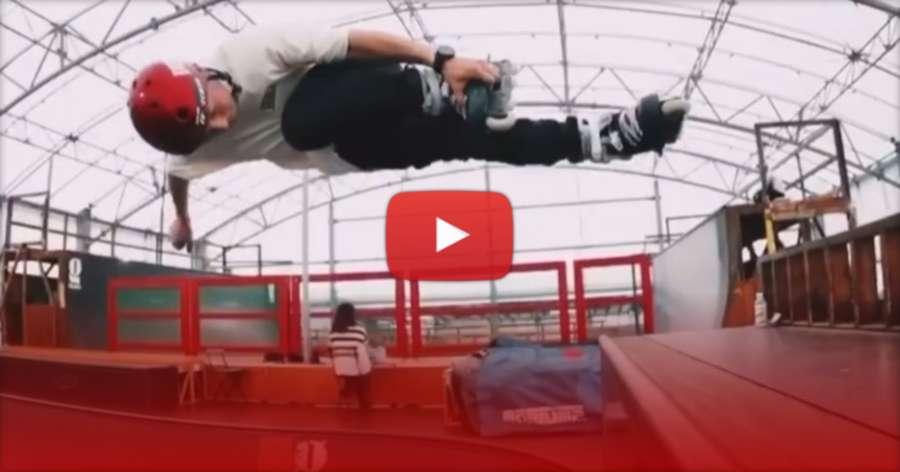 Takeshi Yasutoko - Big Wheels + Park Clips - Instagram Mix (2021)