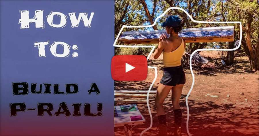DIY - How to Build a P-Rail with Coco Sanchez (2021)
