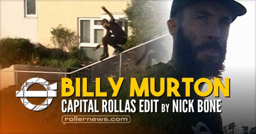 Billy Murton - Capital Rollas Edit (2021)