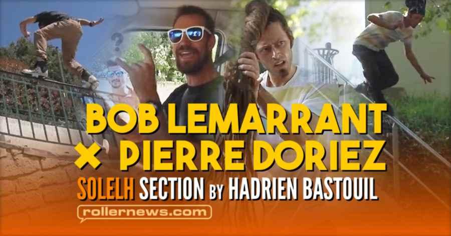 Bob Lemarrant x Pierre Doriez - Solelh Section (Montpellier, France, 2020) by Hadrien Bastouil