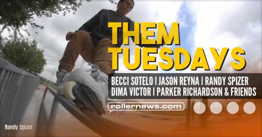 Them Tuesdays #18 by Nolan Jun (2021) with Becci Sotelo, Jason Reyna, Randy Spizer & Friends