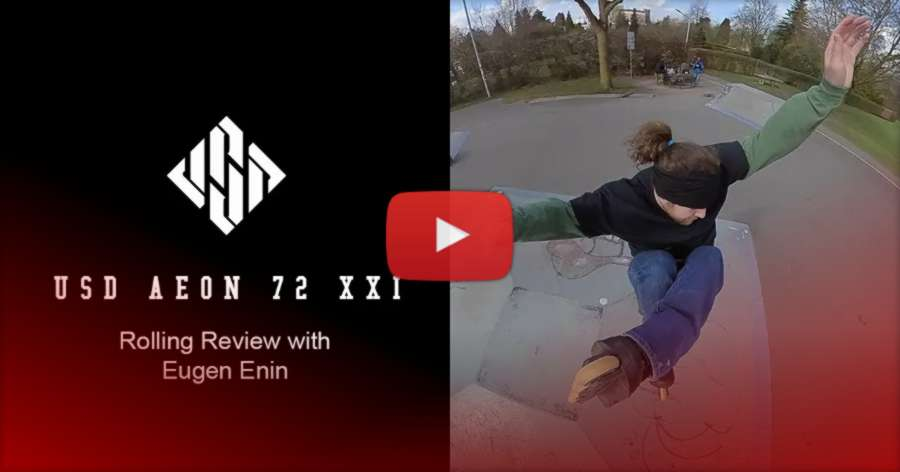 Usd Aeon 72 XXI - Rolling Review With Eugen Enin (2021)