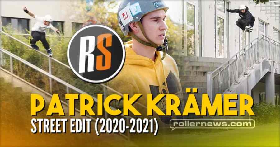 Patrick Krämer - Street Edit (Germany, 2020-2021) by Patrick Piesik