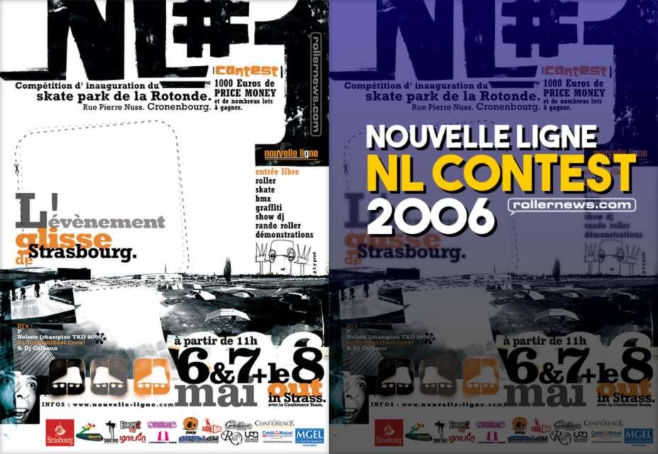 Nouvelle Ligne - NL Contest 2006 (Strasbourg, France) - Results