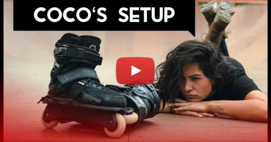 Coco Sanchez reviews the Seba Cj Wellsmore 2 Carbon Skates (2021)