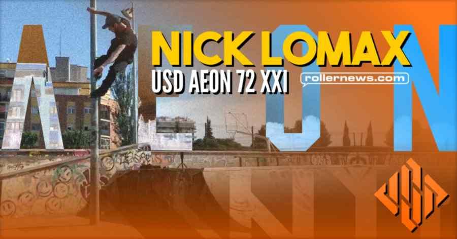 Nick Lomax - USD Aeon 72 XXI, Promo Edit (2021)