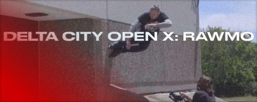 Delta City Open X (Detroit, 2021) - Rawmo by Matthew Plasencia