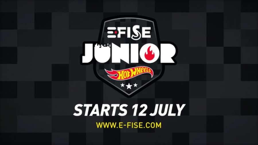 E-Fise Junior by Hot Wheels (2021) - Teaser