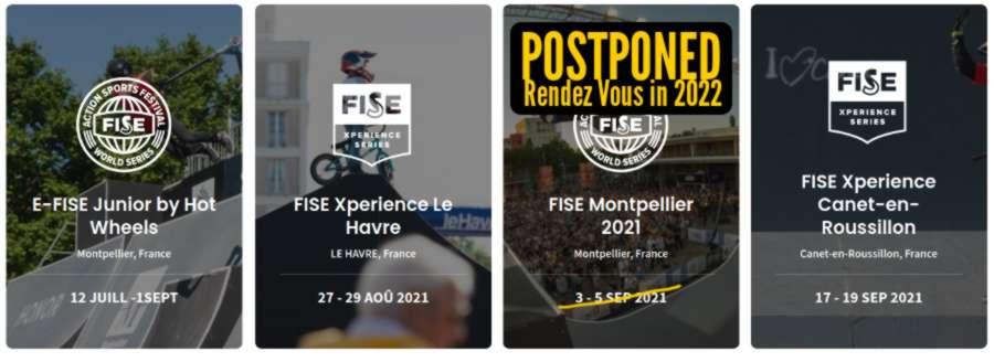 Fise 2021 Events (France): FISE Montpellier, FISE Xperience & E-FISE Junior by Hot Wheels