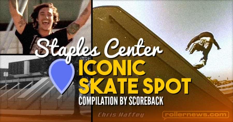 Iconic Skate Spot: Staples Center (Los Angeles)