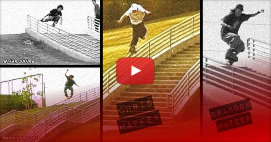Iconic Skate Spots: Dallas Kink
