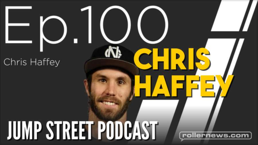 Jump Street Podcast With Chris Haffey (June 2021)