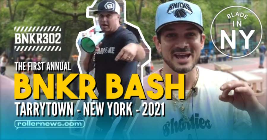 The first annual BNKR Bash (Tarrytown, New York, 2021) - Blade in NY Edit