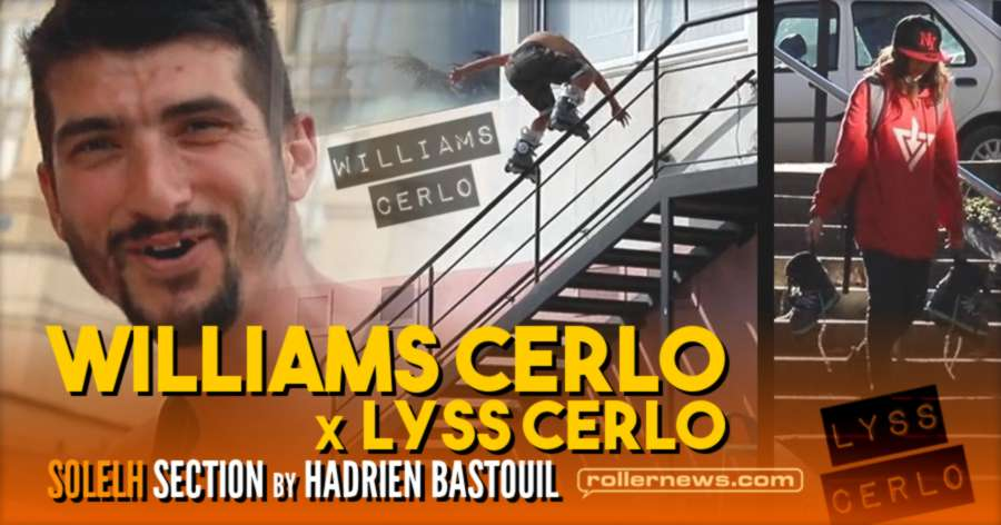 Williams Cerlo x Lyss Cerlo - Solelh Section (Montpellier, France, 2020) by Hadrien Bastouil