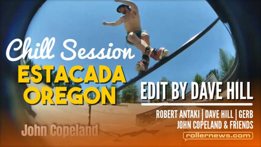 Chill Session in Estacada (Oregon) by Dave Hill (2021)