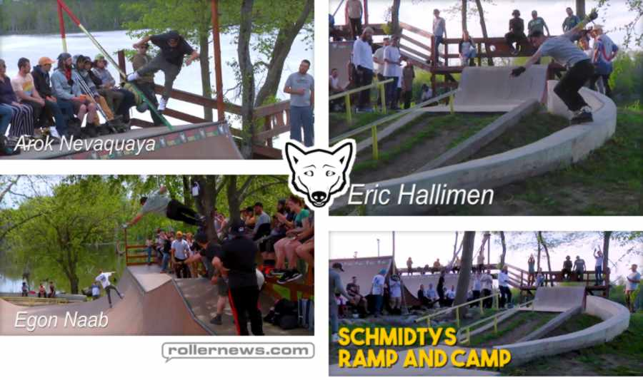 Schmidtys Ramp and Camp - Spring 2021 - Ramp + Rail Edits by Aaron Schultz