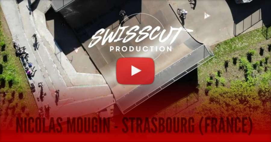 Vertical World Open 2021 - 1st place: Nicolas Mougin