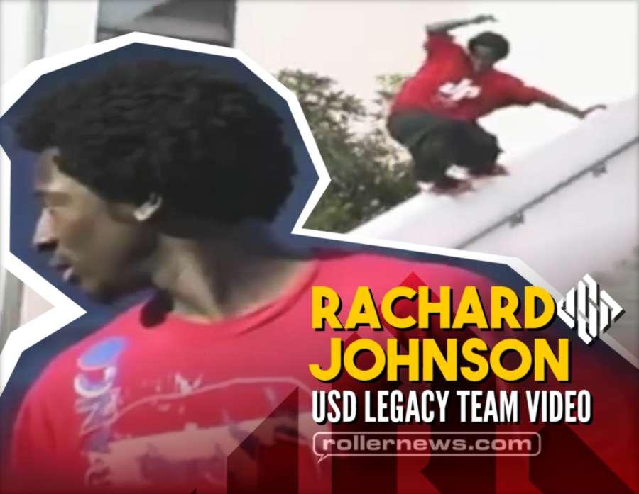 Rachard Johnson - USD Legacy Team Video (2005) - Section by Joe Navran