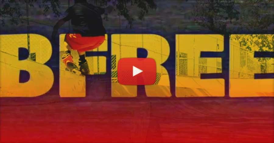 BFREE - ASMR Rollerblading (Summer 2021) with Brian Freeman