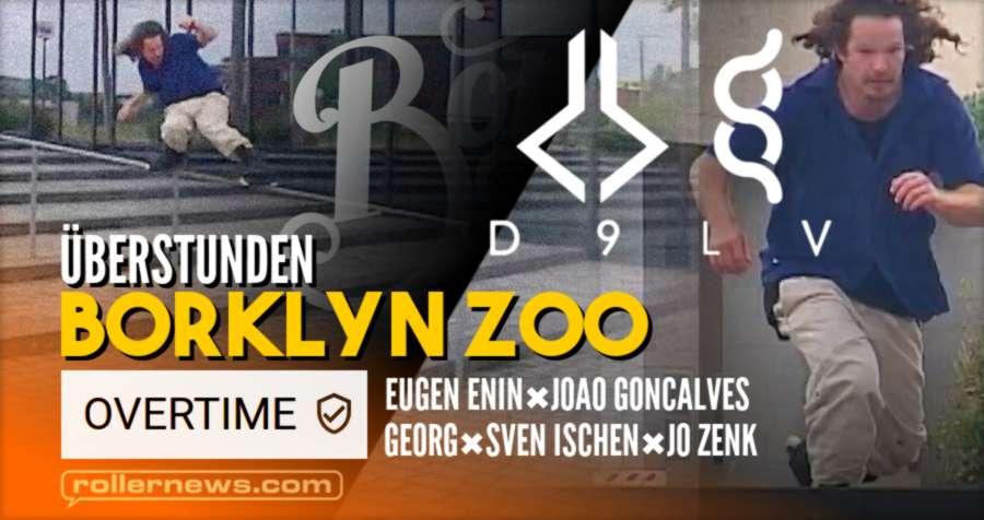 Borklyn Zoo - Überstunden (Overtime) - with Eugen Enin, Joao Goncalves, Sven Ischen, Jo Zenk & Friends (2021)