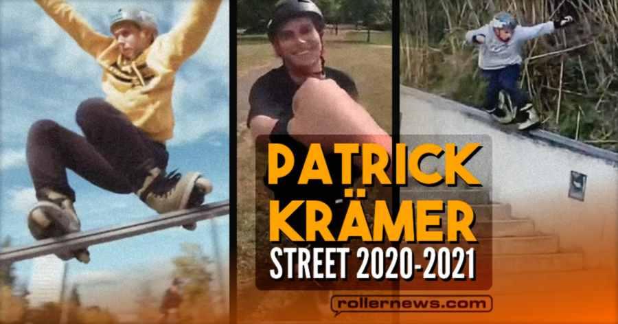 Patrick Krämer (Germany, 26) - Street Profile 2020-2021