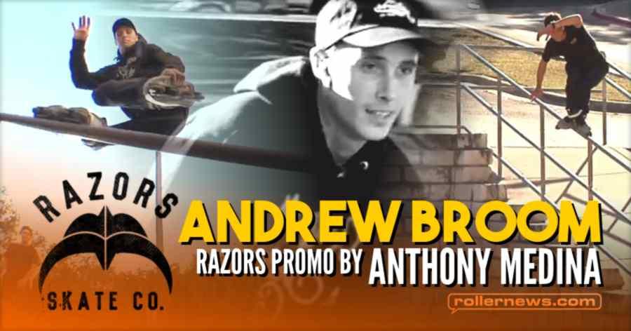 Andrew Broom - Razors Grey Shifts Promo by Anthony Medina (2021)