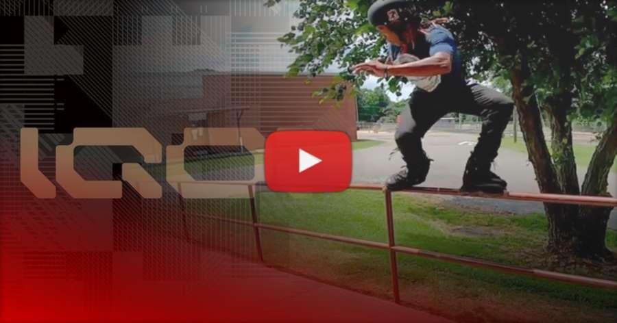 Montre Livingston - Testing the Iqon AG20 Skates (June 2021)