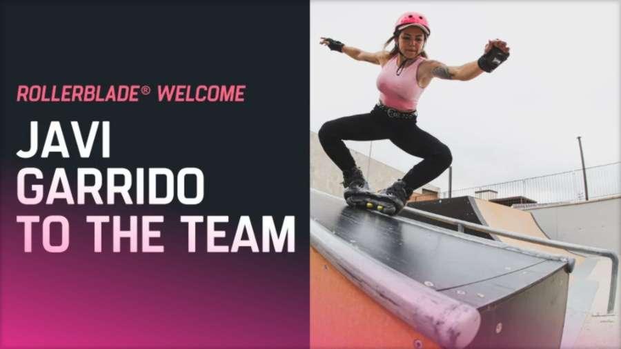 Javi Garrido - Welcome to the Rollerblade Team (June 2021) - Park Edit by Greg Mirzoyan
