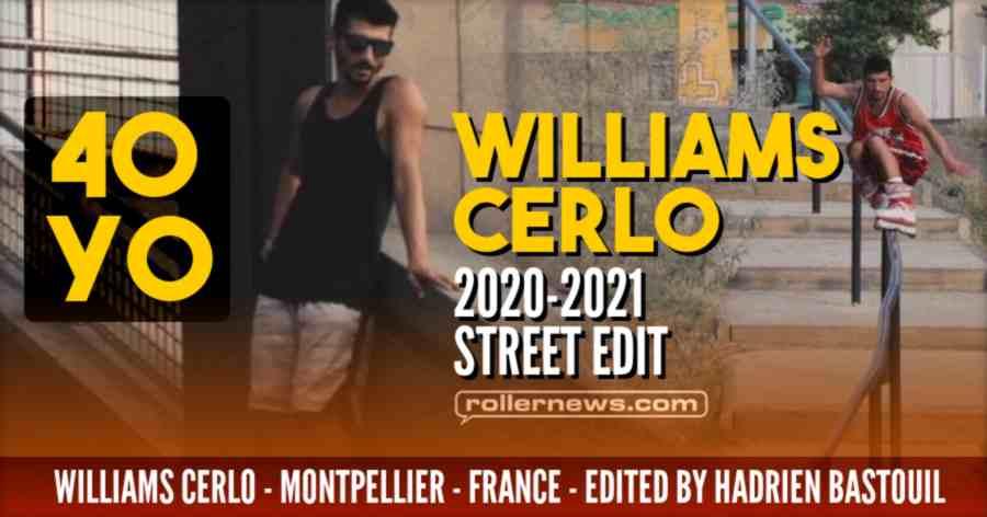 Williams Cerlo - 40 Years Old - 2021 Birthday Edit by Hadrien Bastouil
