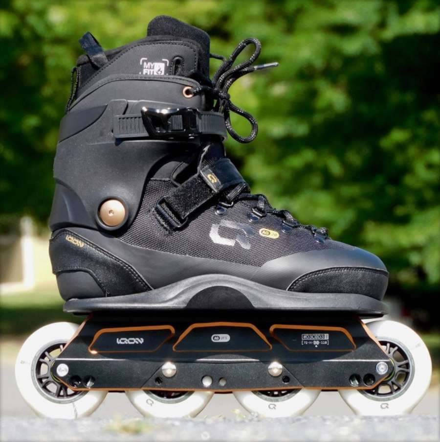 Iqon AG20 Skates - First Picture (July 1st, 2021)