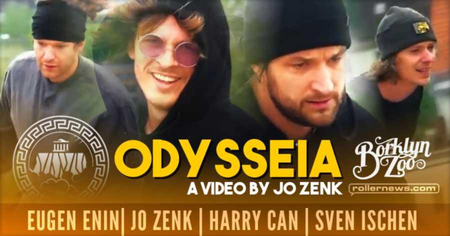 Odysseia (Germany, 2021) by Jo Zenk - With Jo Zenk, Harry Can, Eugen Enin & Sven Ischen