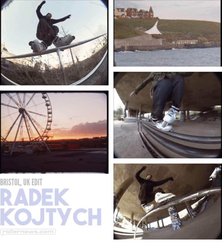 Radek Kojtych (Poland) - Bristol, UK Edit (2021)