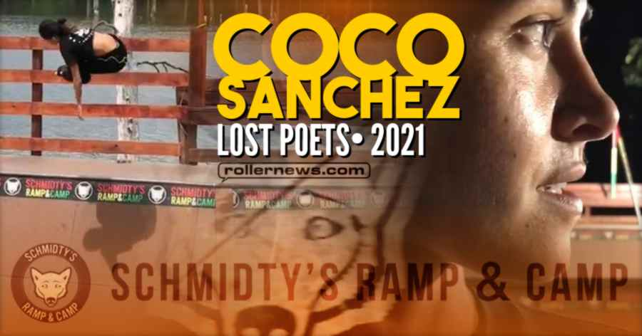 Coco Sanchez - Lost Poets @ Schmidty's Ramp and Camp (2021)