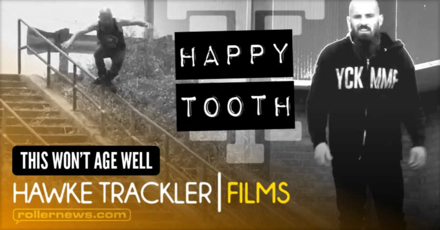 Happy Tooth - This Won't Age Well (2021) by Hawke Trackler