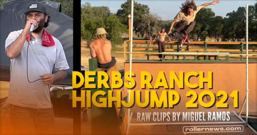 Derbs Ranch Highjump 2021 - Raw Clips by Miguel Ramos