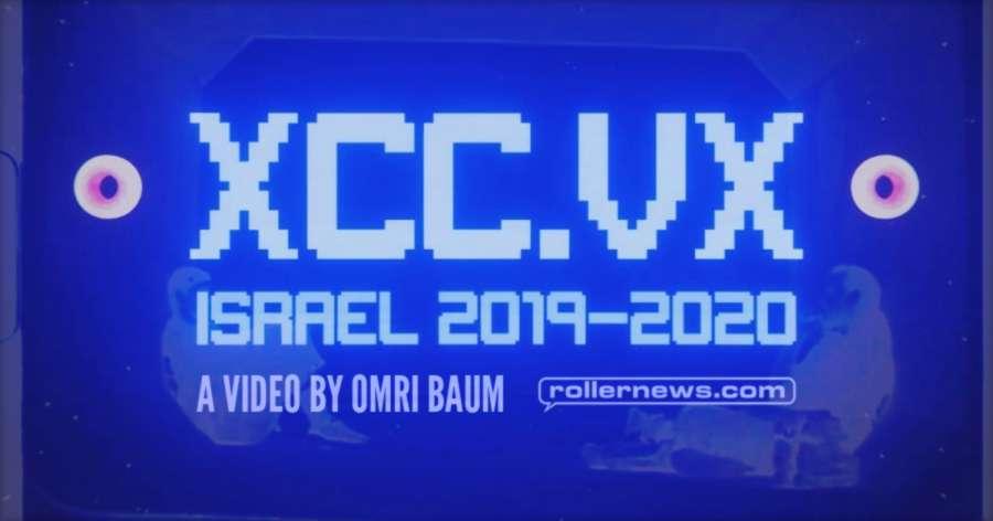 XCC.VX (Israel, 2019-2020) by Omri Baum