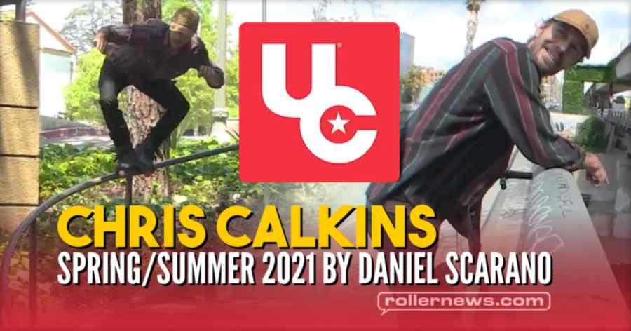Chris Calkins - Undercover Spring/Summer 2021 by Daniel Scarano