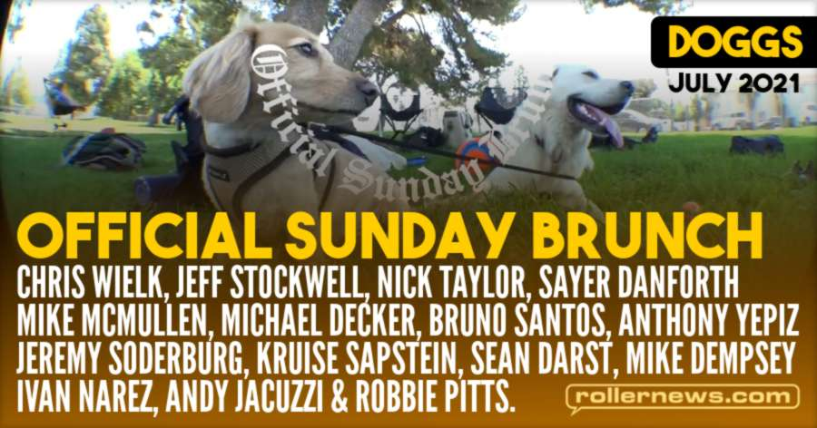 Doggs - Official Sunday Brunch (July 2021)