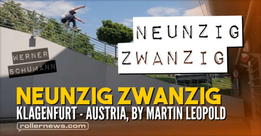 Neunzig Zwanzig (9020) - A video by Martin Leopold (Klagenfurt, Austria)