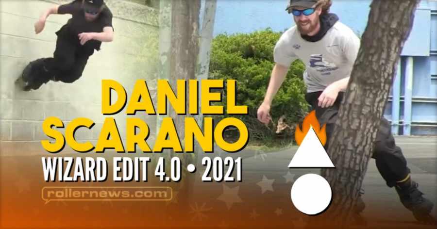 Daniel Scarano - Wizard Edit 4.0 (2021) - Big Wheels