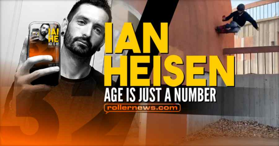Ian Heisen (32) - Age Is Just a Number II (2021)